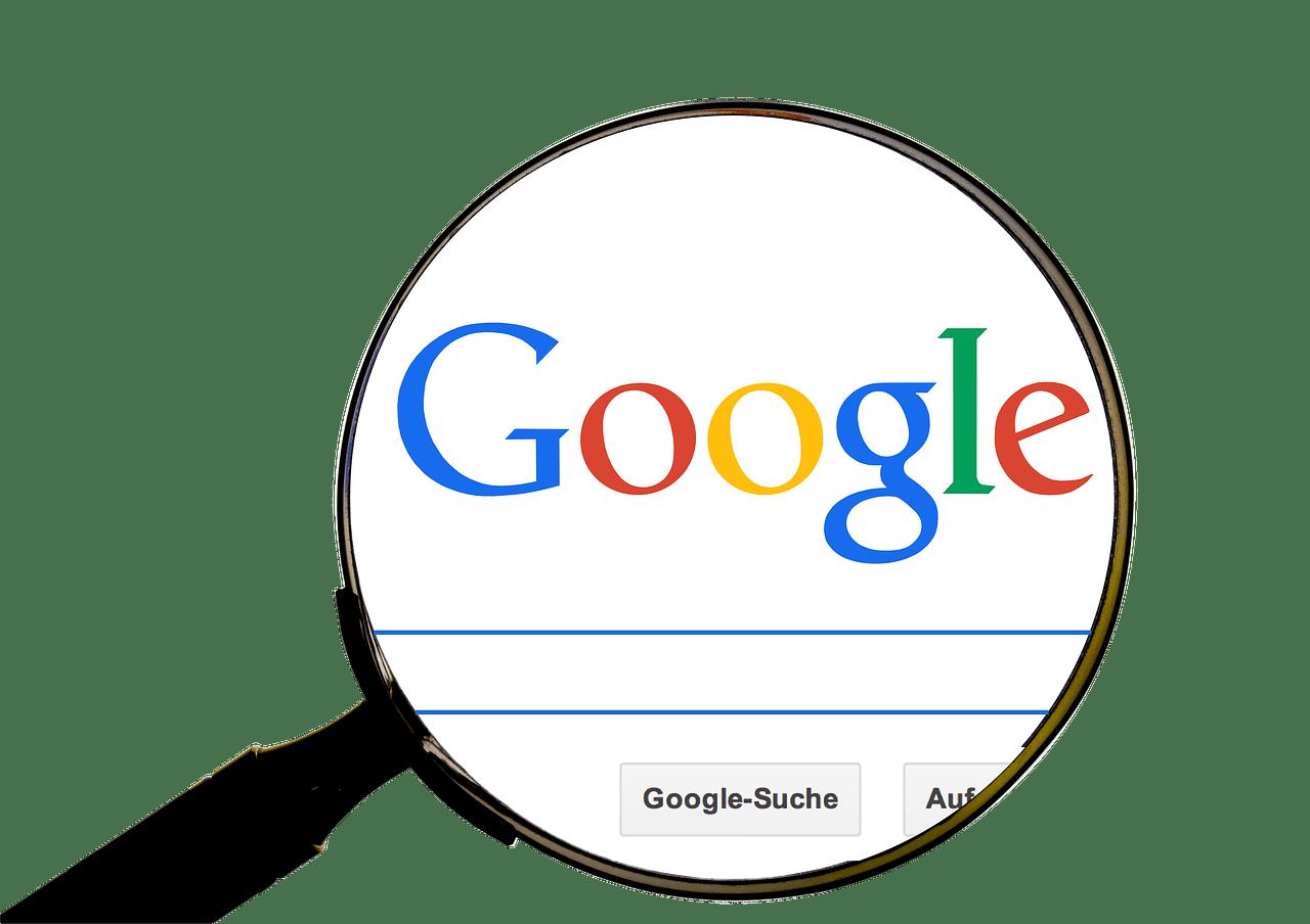 הגדרות של גוגל