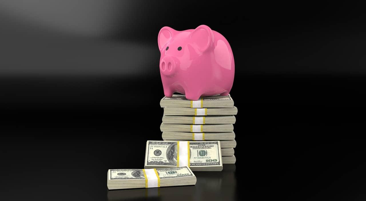 קופת חיסכון והרבה כסף