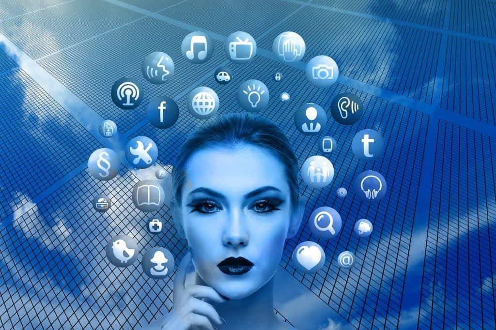 רשתות חברתיות ואישה